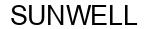 Международный товарный знак №1596180 SUNWELL