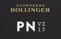 Международный товарный знак №1596538 CHAMPAGNE BOLLINGER PN VZ 15