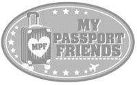 Международный товарный знак №1597022 MPF MY PASSPORT FRIENDS