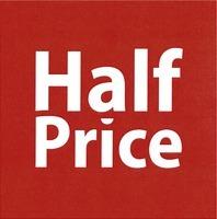 Международный товарный знак №1597409 Half Price