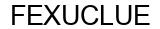 Международный товарный знак №1598504 FEXUCLUE