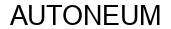 Международный товарный знак №1600310 AUTONEUM