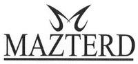 Международный товарный знак №1600770 M MAZTERD