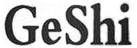 Международный товарный знак №1602420 GeShi