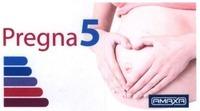 Международный товарный знак №1603242 Pregna 5 AMAXA