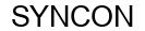 Международный товарный знак №1604569 SYNCON