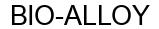 Международный товарный знак №1604052 BIO-ALLOY