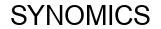 Международный товарный знак №1605639 SYNOMICS
