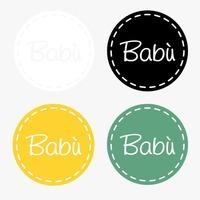 Международный товарный знак №1605268 Babù