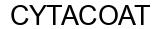 Международный товарный знак №1607440 CYTACOAT
