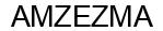Международный товарный знак №1608226 AMZEZMA