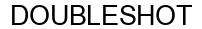 Международный товарный знак №1608665 DOUBLESHOT