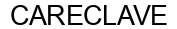 Международный товарный знак №1608664 CARECLAVE