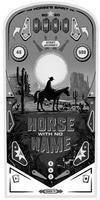 Международный товарный знак №1608916 HORSE WITH NO NAME