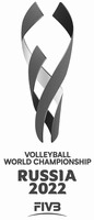 Международный товарный знак №1609165 VOLLEYBALL WORLD CHAMPIONSHIP RUSSIA 2022 FIVB