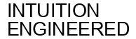 Международный товарный знак №1610382 INTUITION ENGINEERED