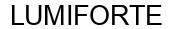 Международный товарный знак №1611098 LUMIFORTE