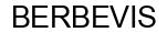 Международный товарный знак №1611117 BERBEVIS