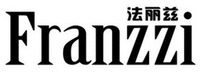 """Международный товарный знак №1611762 Franzzi Three Chinese characters spell as """"FA"""", """"LI"""" and """"ZI"""" without any meaning as a whole."""