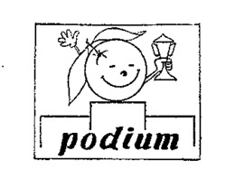 Международный товарный знак №331224 podium
