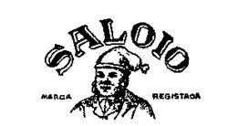 Международный товарный знак №331277 SALOIO