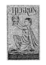 Международный товарный знак №334816 HEGRON