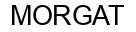 Международный товарный знак №338369 MORGAT