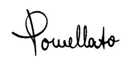 Международный товарный знак №338401 Pomellato