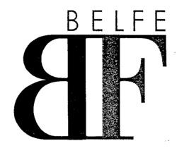Международный товарный знак №491248 BELFE BF