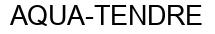 Международный товарный знак №491600 AQUA-TENDRE
