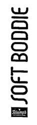 Международный товарный знак №492498 SOFT BODDIE