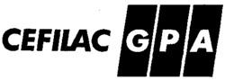Международный товарный знак №494670 CEFILAC GPA