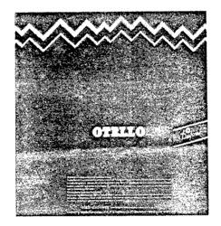 Международный товарный знак №545717 OTELLO