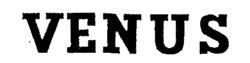 Международный товарный знак №545735 VENUS