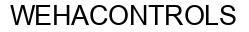 Международный товарный знак №547062 WEHACONTROLS