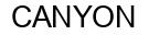Международный товарный знак №547657 CANYON