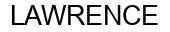 Международный товарный знак №547655 LAWRENCE