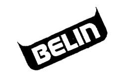 Международный товарный знак №547737 BELIN
