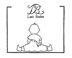 Международный товарный знак №547734 LB Louis Bonbon