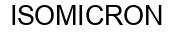 Международный товарный знак №547926 ISOMICRON