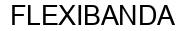 Международный товарный знак №557070 FLEXIBANDA