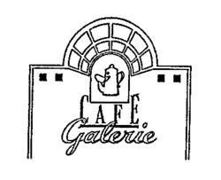 Международный товарный знак №558783 CAFE Galerie