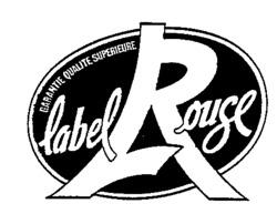 Международный товарный знак №558942 label Rouge