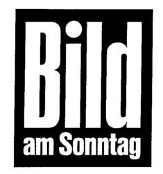 Международный товарный знак №559272 Bild am Sonntag