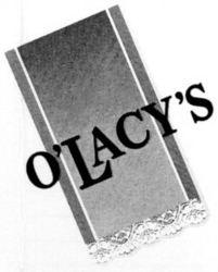 Международный товарный знак №559339 O'LACY'S