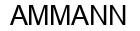 Международный товарный знак №559810 AMMANN
