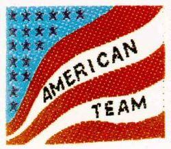 Международный товарный знак №559941 AMERICAN TEAM