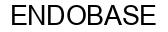 Международный товарный знак №560661 ENDOBASE