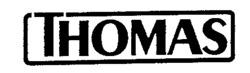 Международный товарный знак №564519 THOMAS