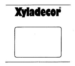 Международный товарный знак №564930 Xyladecor